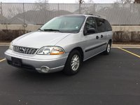 2002 Ford Windstar Cargo Overview