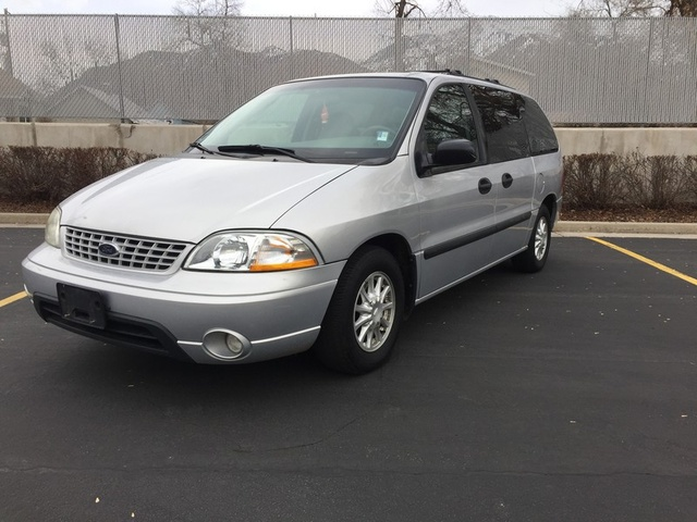 Picture of 2002 Ford Windstar Cargo Base