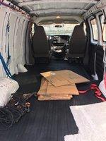 Picture of 2006 Chevrolet Express Cargo 1500 3dr Van, interior