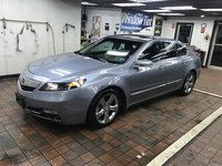 Picture of 2012 Acura RL SH-AWD with Technology Package, exterior, gallery_worthy