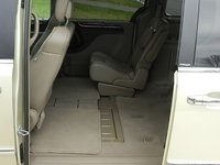 Picture of 2011 Chrysler Town & Country Limited, interior