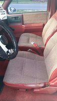 Picture of 1987 Chevrolet S-10 Tahoe Extended Cab SB, interior