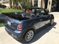 Picture of 2012 MINI Roadster John Cooper Works, exterior, gallery_worthy