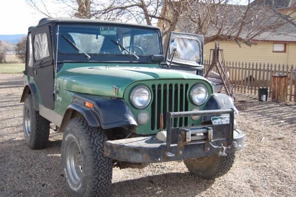Picture of 1973 Jeep CJ5