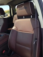 Picture of 2015 Chevrolet Silverado 3500HD High Country Crew Cab LB DRW AWD, interior