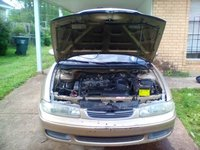 Picture of 1997 Mazda 626 DX, engine