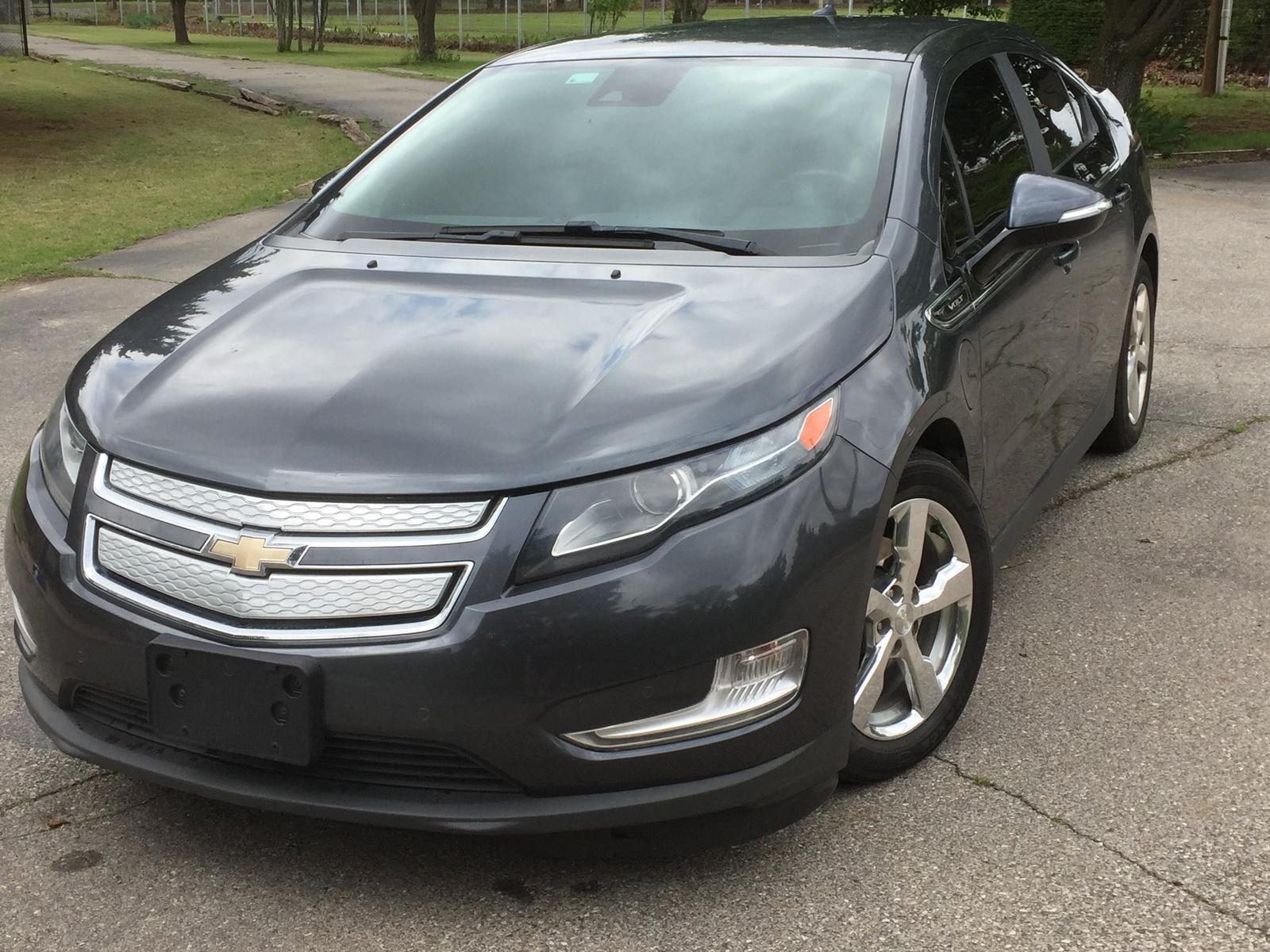 Kelebihan Chevrolet Volt 2013 Harga