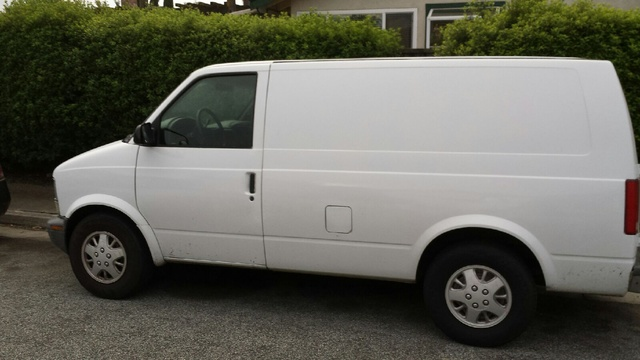 Picture of 1997 Chevrolet Astro Cargo Van Extended RWD