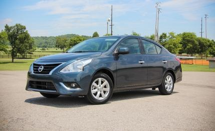 Picture of 2017 Nissan Versa S
