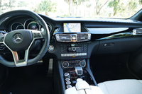 Picture of 2012 Mercedes-Benz CLS-Class CLS 63 AMG, interior, gallery_worthy