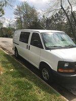 Picture of 2006 Chevrolet Express Cargo 1500 3dr Van, exterior