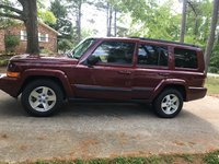 Picture of 2008 Jeep Commander Sport, exterior