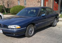1992 Pontiac Bonneville Overview