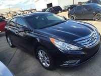 Picture of 2013 Hyundai Sonata Hybrid Limited, exterior