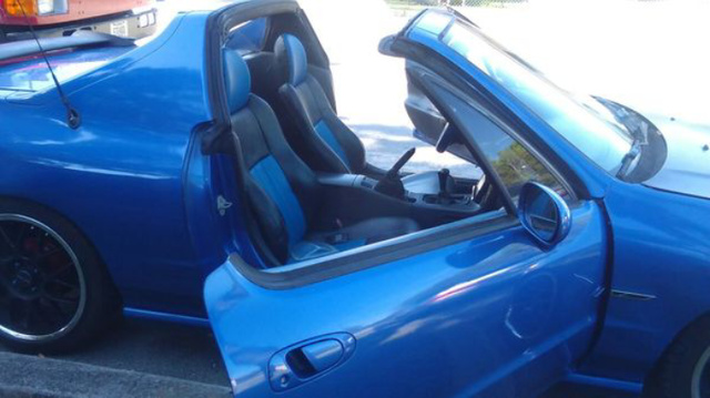 Picture of 1993 Honda Civic del Sol 2 Dr S Coupe, exterior, gallery_worthy