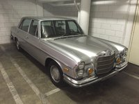 1973 Mercedes-Benz 280 Picture Gallery