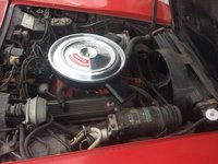 Picture of 1971 Chevrolet Corvette Convertible, engine