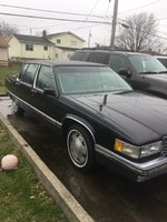 Picture of 1991 Cadillac Fleetwood Sixty Special Sedan, exterior