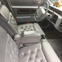 Picture of 1991 Cadillac Fleetwood Sixty Special Sedan, interior