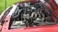 Picture of 2000 Mazda B-Series Pickup B2500 SX Standard Cab SB, engine