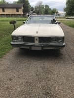 Picture of 1984 Oldsmobile Eighty-Eight, exterior