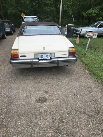 Picture of 1984 Oldsmobile Eighty-Eight