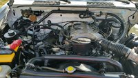 Picture of 1995 Nissan Truck XE V6 4WD Extended Cab SB, engine