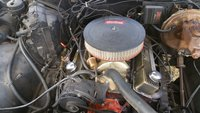 Picture of 1973 Chevrolet C/K 10 Cheyenne Super, engine