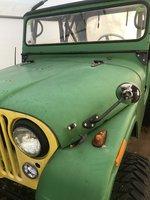 1971 Jeep CJ5 Picture Gallery