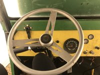 Picture of 1971 Jeep CJ-5, interior, gallery_worthy