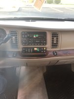 Picture of 2000 Buick Park Avenue Base, interior
