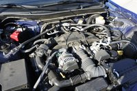 Picture of 2015 Subaru BRZ Premium, engine
