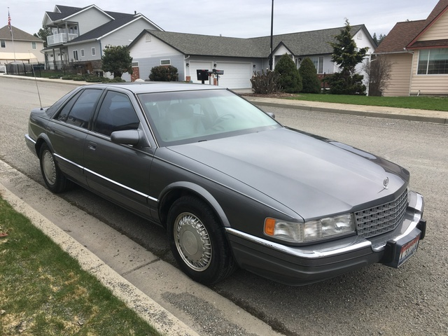 Picture of 1993 Cadillac Seville Base