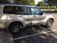 Picture of 2002 Mitsubishi Montero Sport Limited 4WD, exterior