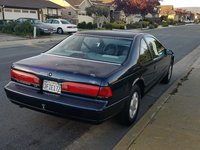 Picture of 1993 Ford Thunderbird LX, exterior