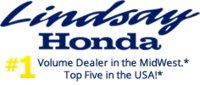 Lindsay Honda Columbus logo