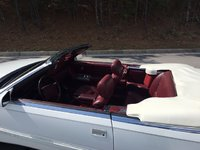 Picture of 1989 Chrysler Le Baron GT Turbo Convertible, interior, gallery_worthy