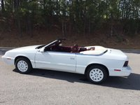 Picture of 1989 Chrysler Le Baron GT Turbo Convertible, exterior, gallery_worthy