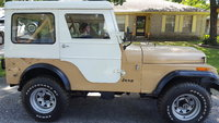 1977 Jeep CJ5 Picture Gallery