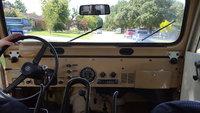 Picture of 1977 Jeep CJ5, interior