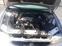 Picture of 2001 Buick Century Limited, engine