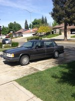 Picture of 1988 Volvo 760 GLE, exterior