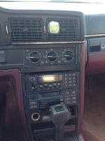 Picture of 1988 Volvo 760 GLE, interior