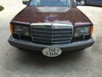 Picture of 1988 Mercedes-Benz 420-Class 420SEL Sedan, exterior, gallery_worthy