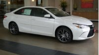 Picture of 2017 Toyota Camry XLE, exterior, gallery_worthy