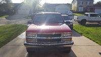 Picture of 1996 Chevrolet Tahoe 2 Dr LS 4WD SUV, exterior