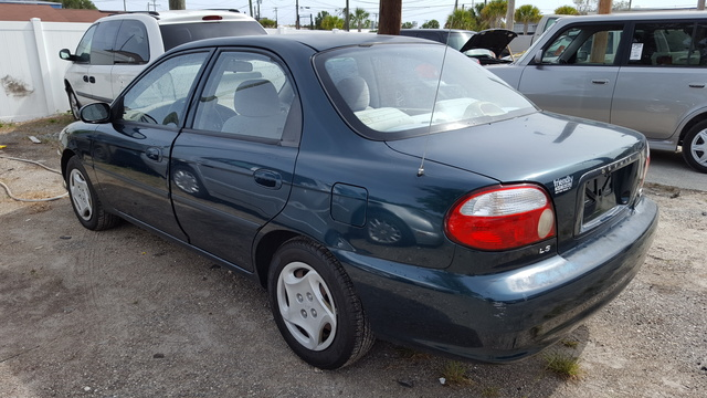 Picture of 2001 Kia Sephia LS