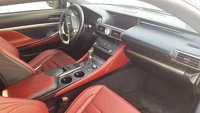 Picture of 2015 Lexus RC 350 Coupe AWD, interior