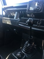Picture of 1987 Land Rover Defender One Ten, interior