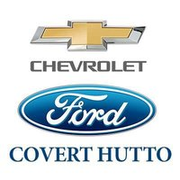 Covert Ford/Chevrolet Hutto logo